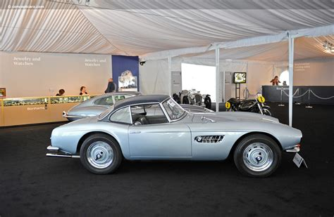 Bmw 507 For Sale by Auction Results And Sales Data For 1957 Bmw 507