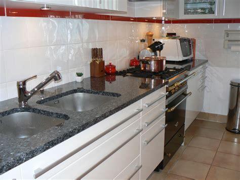 cuisine granit plans de travail pour votre cuisine gammes de granit