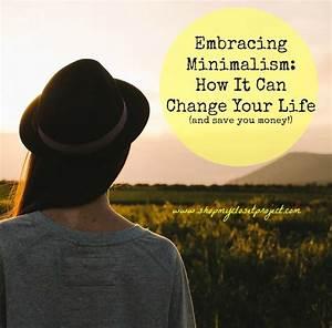 Embracing Minim... Simplicity Minimalist Quotes