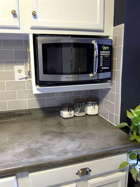 microwave stand ideas  pinterest bar stand