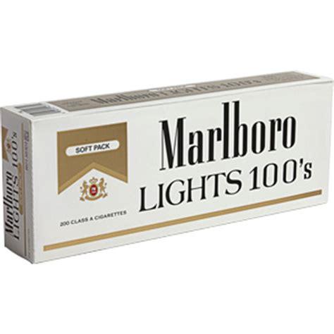 carton of marlboro lights average price of a carton of marlboro cigarettes in