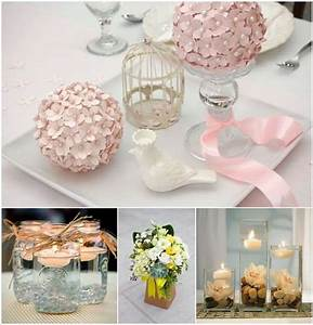 5 budget friendly and easy bridal shower centerpiece ideas With wedding shower centerpiece ideas