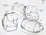 Bookbag Drawing Getdrawings Bag sketch template