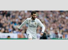 Nacho 50 LaLiga wins with Real Madrid Real Madrid CF