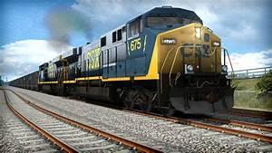 Train Simulator | CSX AC6000CW Loco Add-On | Train Simulator