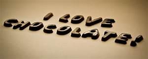 I Love Chocolate by carola-j on DeviantArt