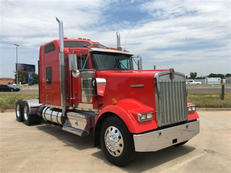 used kenworth trucks for sale in texas kenworth w900l conventional trucks in texas for sale 122