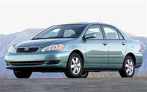 2006 Toyota Corolla Owners Manual