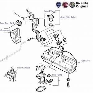 Fiat Palio  Siena 1 2  Fuel Pump  U0026 Tank