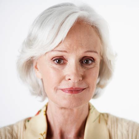 Short hairstyles for senior women   Hair Style and Color