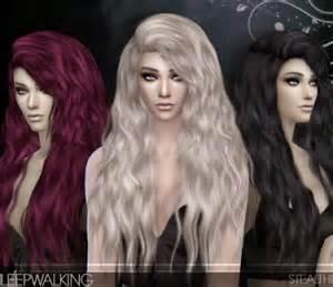 Sims 4 Download Custom Content Hair
