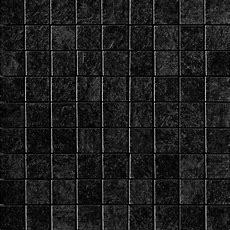 Show Details For Imola Colosseum Black Square Mosaic Wall