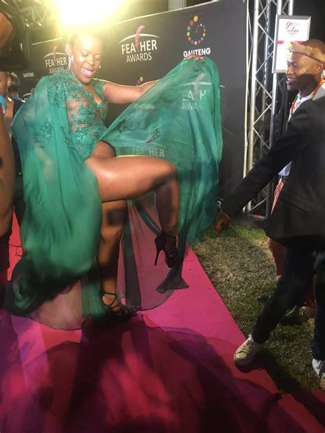 Worst Dressed Celebs At The Featherawards2017 Okmzansi