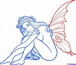 Simple Fairy Drawings | Search Results | Calendar 2015
