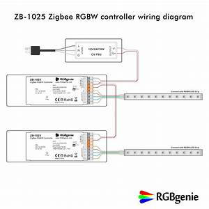 Color Led Controller  Zigbee
