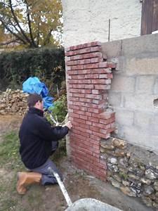 Prix Mur Parpaing Cloture : mur de cloture en brique construction maison b ton arm ~ Dailycaller-alerts.com Idées de Décoration