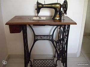 Ancienne Machine A Coudre : achat machine a coudre singer ancienne ~ Melissatoandfro.com Idées de Décoration
