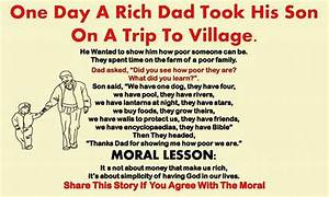 Short Inspirational Story With Powerful Moral