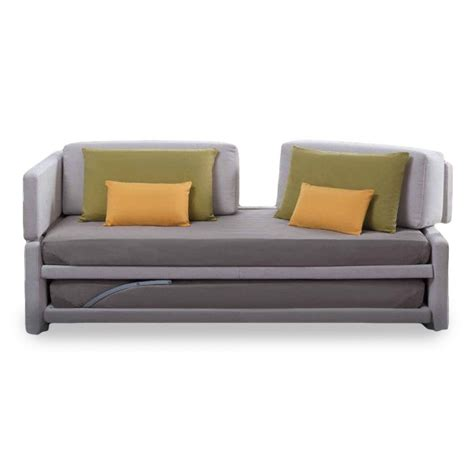 canapé avec méridienne convertible lit gigogne solal meubles et atmosphère