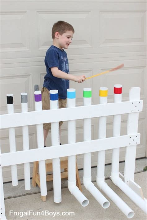 outdoor pvc xylophone  hand picked