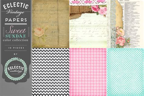 12099 creative professional resumes printable papers sweet sundae objects on creative market