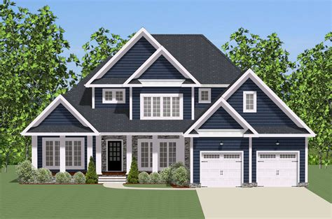 architectural plans for homes traditional house plan with wrap around porch 46293la