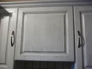 Peinture Bois Effet Vieilli : peinture bois effet vieilli gris ~ Preciouscoupons.com Idées de Décoration