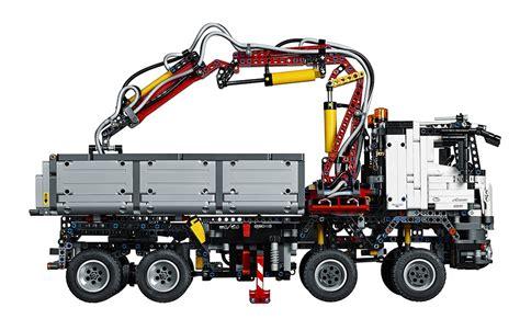 mercedes arocs lego lego technic mb arocs 3245 the awesomer
