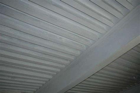 comment enduire un plafond