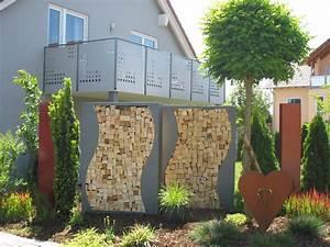 Holzlagerung Im Haus : aufbewahrung fur holz innen ~ Markanthonyermac.com Haus und Dekorationen