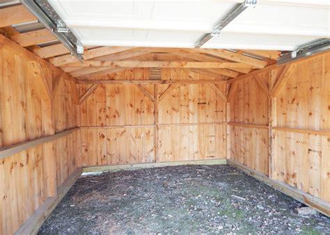 shed post  beam garage kits jamaica cottage shop
