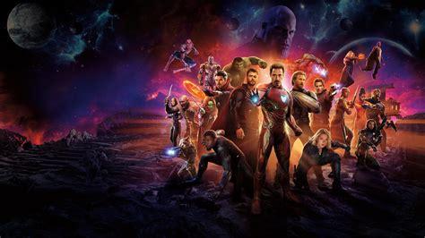 avengers infinity war  retina ultra fondo de pantalla hd