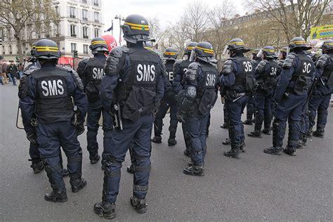 Compagnies Républicaines De Sécurité En France