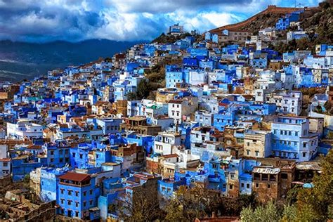 Fes to Chefchaouen - Morocco Desert Tours