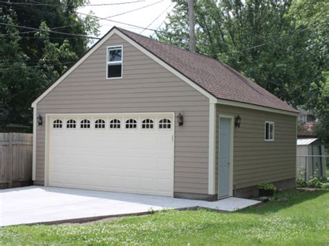 car garage for planning 2 car detached garage kits the better garages