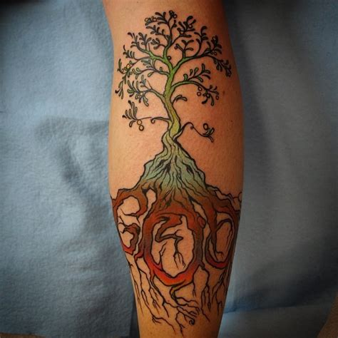 Calf Tattoos Designs, Ideas And Meaning  Tattoos For You