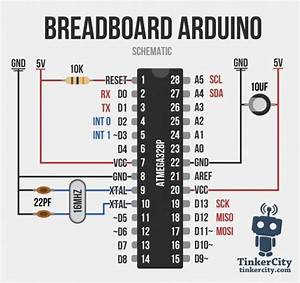 Breadboard Wiring Diagram