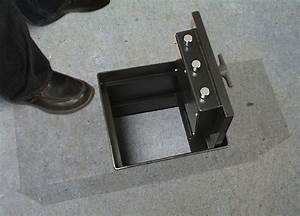 Floor safes for How to install a floor safe in concrete