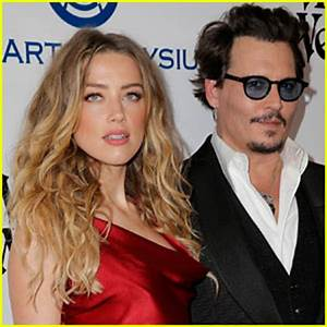 Amber Heard Removes Engagement Ring for Talk Show Visits ...