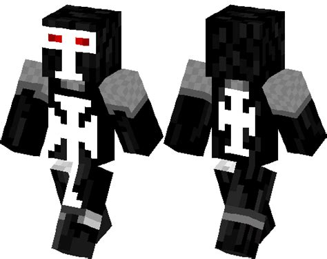black knight minecraft skin minecraft hub