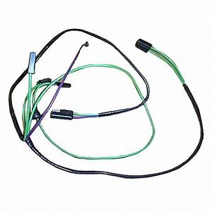 68 Mustang  Cougar A  C Heater Blower Wire Harness