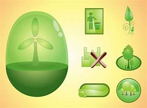 Reciclaje logos medio ambiente iconos   Descargar Vectores ...