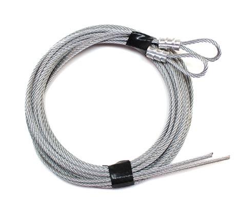 32279 garage door lift cable strong garage door lift cables for 7 ft high door with extension