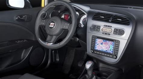 seat leon fr  review car magazine