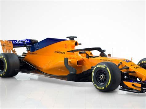 Mclaren Reveal Newlook Papaya Orange Mcl33  Fox Sports Asia