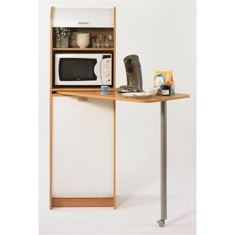 meuble de cuisine rangement buffet cuisine gain de place