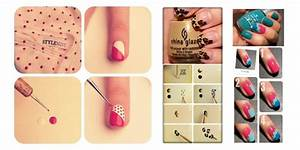 Best easy nail art tutorials for beginners learners girlshue