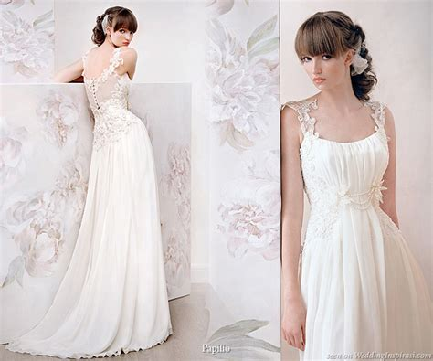 Papilio 2010 Nymph Wedding Dresses Collection
