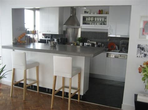 exemple cuisine ouverte modele cuisine ouverte cuisine en image