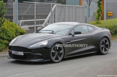 2018 Aston Martin Vanquish S Spy Shots